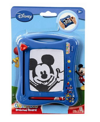 Disney magnet painting board - The Disney magnet painting board provides a lot of painting-fun – even without a sheet of paper.