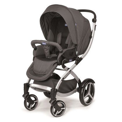 Chicco Artic pushchair Anthracite 2015 - 大圖像