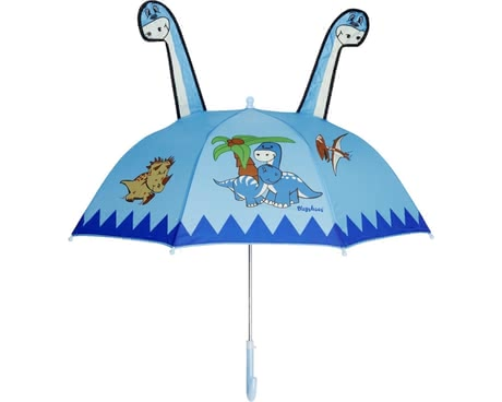 Playshoes umbrella for children, dinosaur 2016 - 大圖像