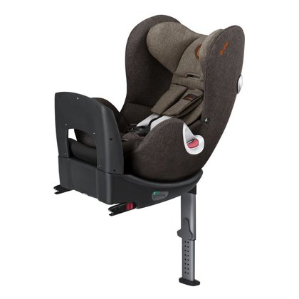 Cybex Rear-facing child car seat Sirona Plus Desert Khaki - brown 2015 - 大圖像