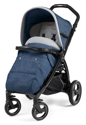 Peg-Perego Buggy Book -  * The trendy buggy Book by Peg-Perego satisfies both parents and child with high comfort, an innovative folding mechanism as well as its full equipment.
