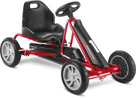 Puky 兒童跑車 Go-Cart F20 - * The Puky Go-Cart F20 is suitable for your sweetheart from the 3rd age of life and is equipped with a forward and reverse gear