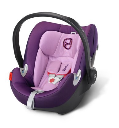 Cybex Infant carrier Aton Q Grape Juice - purple 2015 - 大圖像