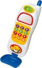 Spielmaus baby mobile - With the colorful baby mobile of Spielmaus your little treasure can phone like the big ones!