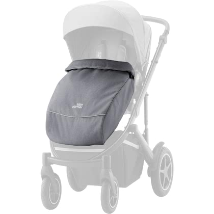 Britax Römer 防風保暖套適用於 SMILE III -  * Would you like to keep your little cosy and warm on every walk? Then the Britax Römer apron for the SMILE III is just the right accessory.