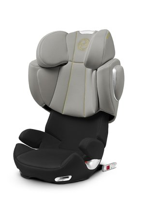 Cybex Child car seat Solution Q2-Fix Oyster light grey 2014 - 大圖像