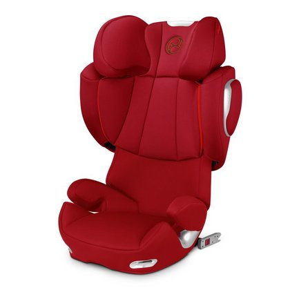 Cybex Child car seat Solution Q2-Fix Hot & Spicy - red 2015 - 大圖像