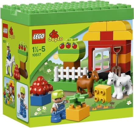 LEGO Duplo My First Garden 2014 - 大圖像