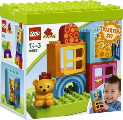 LEGO Duplo building and playing cube 2014 - 大圖像