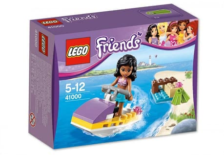 LEGO Friends Jet Boat Fun 2014 - 大圖像