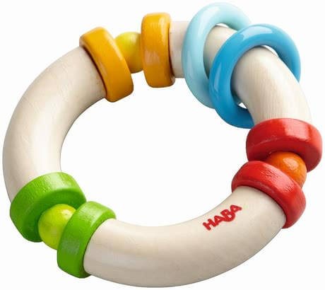 Haba Clutching toy Color Ring 2015 - 大圖像