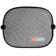 BeSafe 遮陽罩 -  * The BeSafe sun protection provides your little one a shady spot while s/he is sitting on the backseat of your car and also protects him/her from direct sunlight.