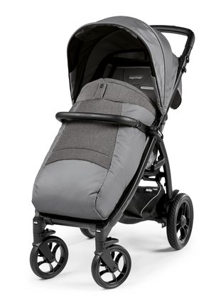 Peg-Perego 嬰兒推車 Booklet Lite -  * As a sporty all round buggy the Peg-Perego Booklet helps you master everyday life with a toddler easily. This pushchair scores instantly with its trendy and chic design and provides maximum comfort for you and your little one.