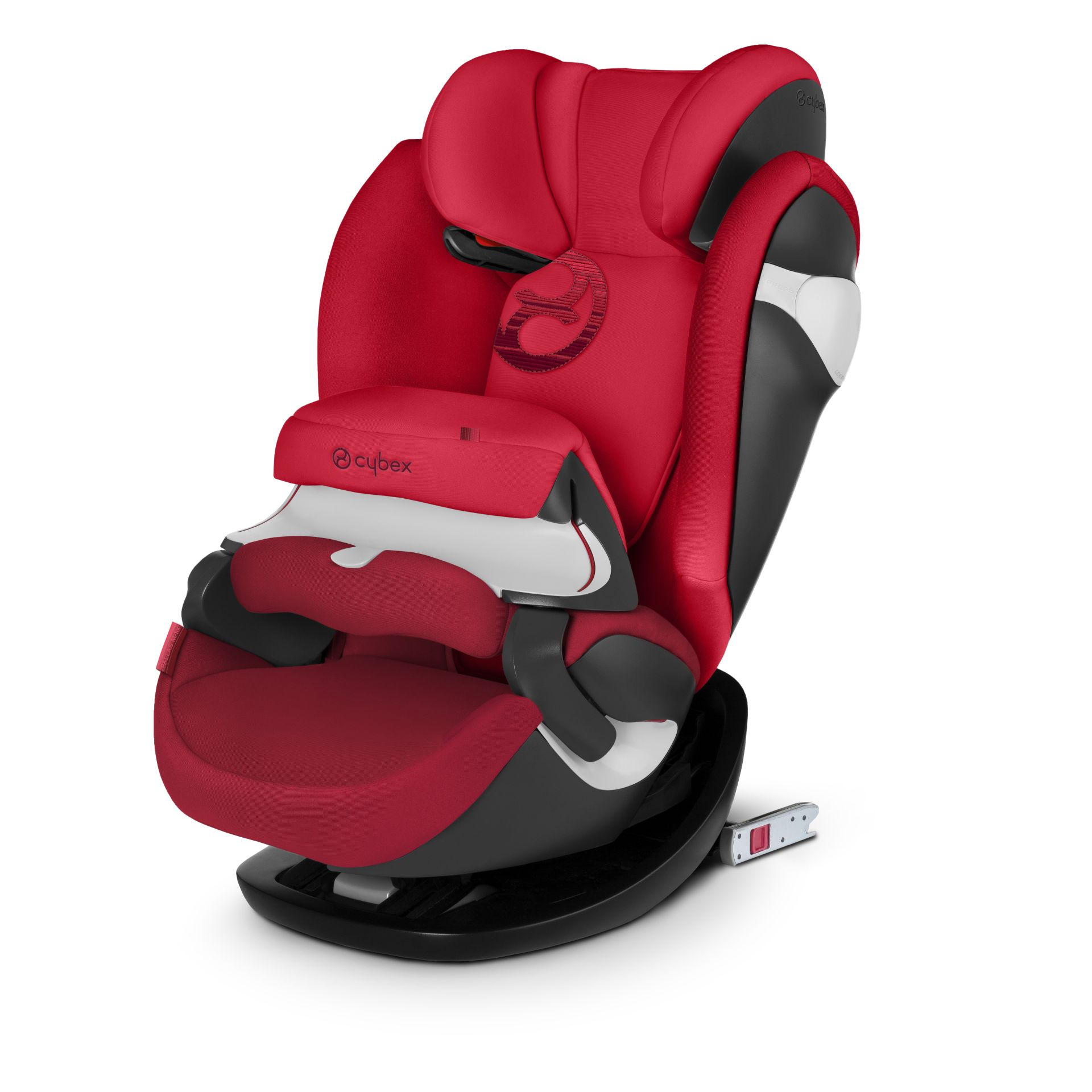 cybex pallas m fix isofix 2018 rebel red red. Black Bedroom Furniture Sets. Home Design Ideas