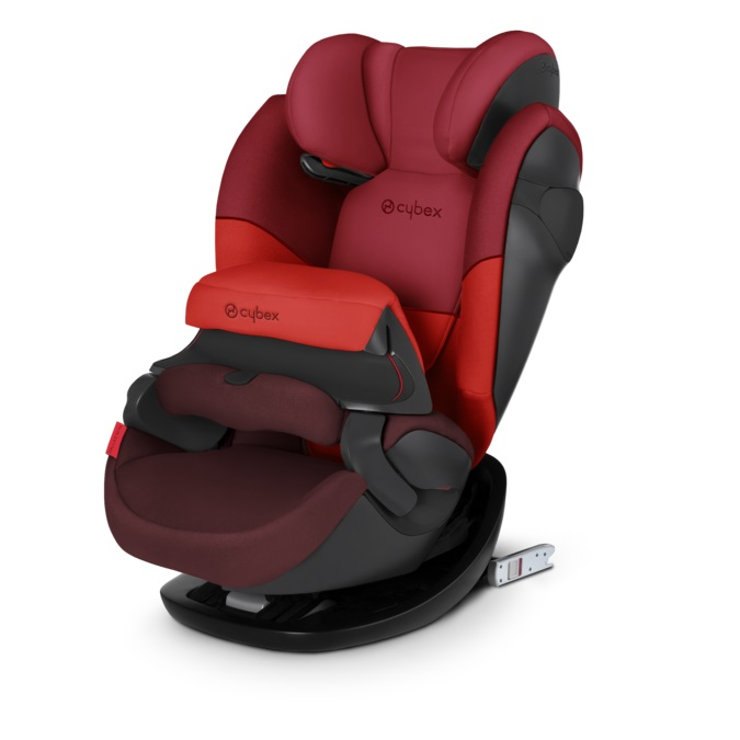 cybex pallas m fix isofix 2019 rumba red dark. Black Bedroom Furniture Sets. Home Design Ideas