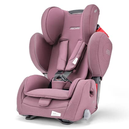 Recaro Young Sport Hero 兒童汽車安全座椅 Prime Pale Rose 2020 - 大圖像