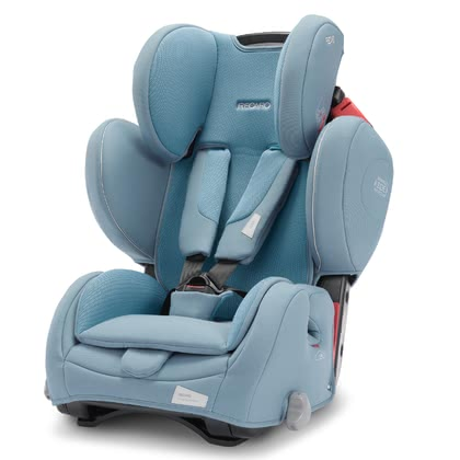 Recaro Young Sport Hero 兒童汽車安全座椅 Prime Frozen Blue 2021 - 大圖像