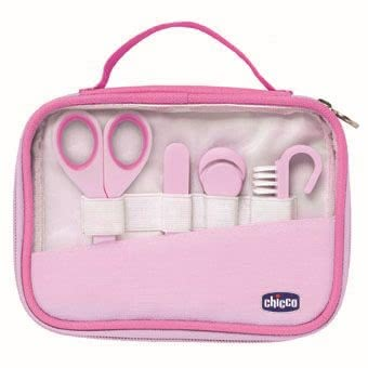 Chicco寶寶指甲護理套裝 -  * Proper nail care is important for everybody – even for our tiny humans. Chicco's Nail Care Set that comes with practical portable bag, features the most important accessories needed to keep baby's nails groomed.