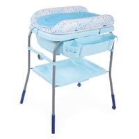 Chicco 寶寶多功能護理台 Cuddle & Bubble Comfort -  Offer a warm welcome to your new baby with this cute 2 in 1 bath and changing table.