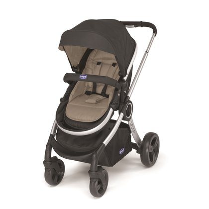 Chicco pushchair Urban incl. Color Pack Beige 2015 - 大圖像