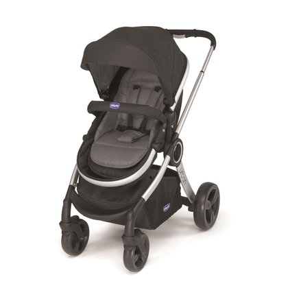 Chicco pushchair Urban incl. Color Pack Anthracite 2016 - 大圖像