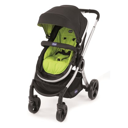 Chicco pushchair Urban incl. Color Pack Wimbledon 2015 - 大圖像
