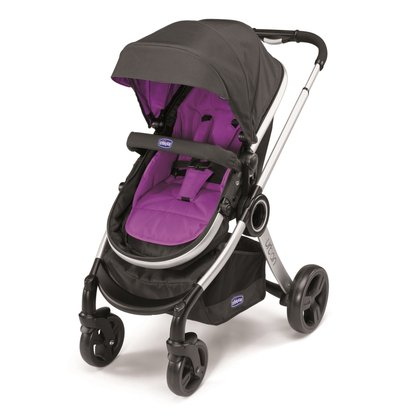 Chicco pushchair Urban incl. Color Pack Cyclamen 2015 - 大圖像