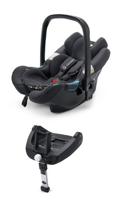Concord 嬰兒提籃 AIR.SAFE,含 Airfix Isofix 底座 -  * The Concord Infant Carrier AIR.SAFE incl. Airfix Isofix Base guarantee maximum safety and comfort.