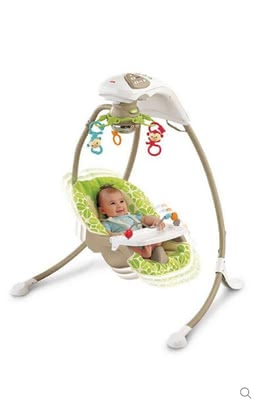 Fisher-Price Baby swing 2015 - 大圖像