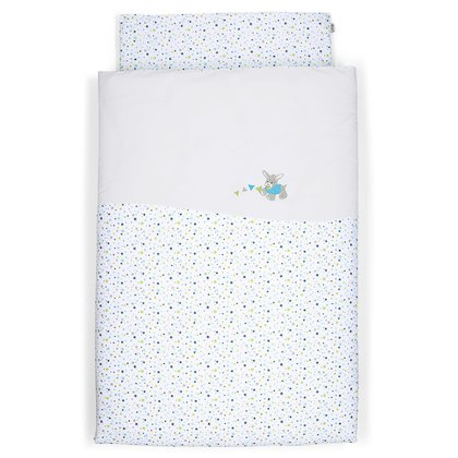Sterntaler Bedding -  * The Sterntaler bedding is embroidered with a cute appliqué that will enchant your child's nursery into a romantic and cuddly kingdom to dream in heavenly - the perfect equipment for your little one's cot.