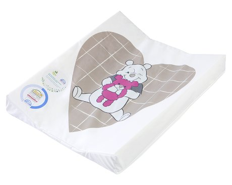 Zöllner Double-wedge changing mat Pooh My Little Sweetheart, pink 2015 - 大圖像