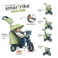 SmarTrike 三輪車 Explorer -  * Discover the world with your little one