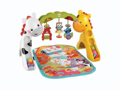 Fisher-Price 3-in-1 adventure blanket 2016 - 大圖像