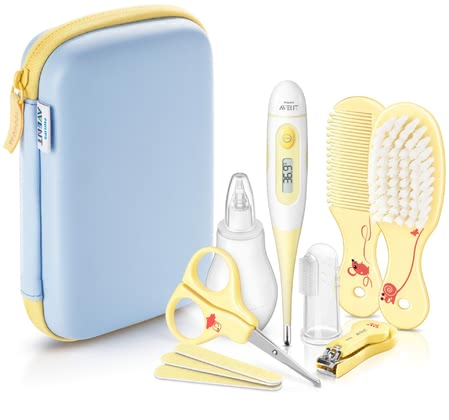 Philips AVENT 嬰兒護理套組 -  * The Philips AVENT baby care set is indispensable for everyday life with your child!