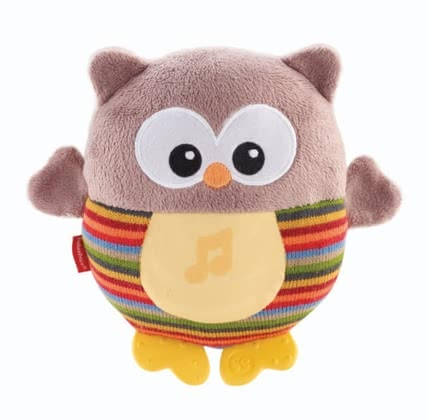 Fisher-Price glowing owl - brown 2016 - 大圖像