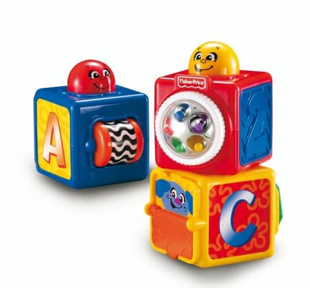 Fisher-Price pile cubes 2016 - 大圖像