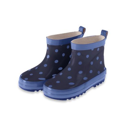 Sterntaler wellington boots Marine – low shaft height 2015 - 大圖像