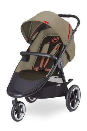 Cybex Eternis M3 Pushchair Coffee Bean - brown 2015 - 大圖像