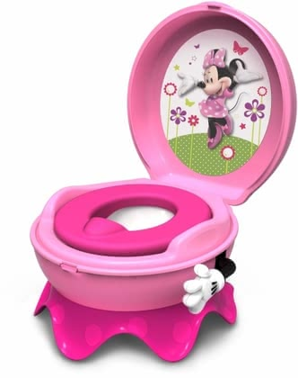 Potty 3in1 Disney Minnie Mouse 2016 - 大圖像