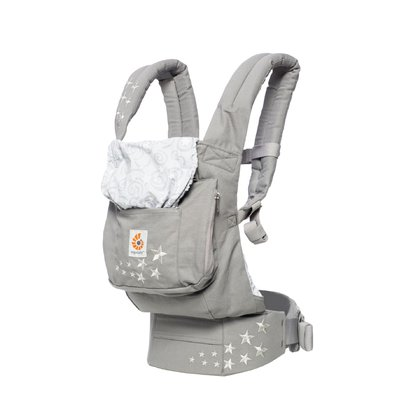 Ergobaby 原創復古版嬰兒背帶 - * The Ergobaby original baby carrier is perfect to disburden parents ergonomically and has a maximum value of comfort for your child.