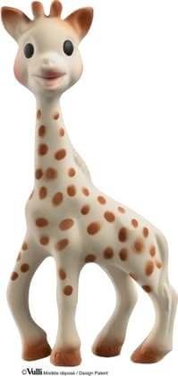 Sophie la girafe 可愛長頸鹿玩偶 - * Sophie la girafe awakens all senses of your little one - made of 100% natural rubber.