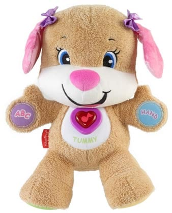 Fisher Price learn dog 2016 - 大圖像