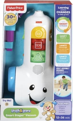 Fisher Price learn vacuum cleaner 2016 - 大圖像