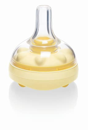 Medela 奶嘴 Calma,獨立包裝 -  * The Medela Calma Solitaire is a novel aspiration for all babys who are breastfed. It was developed to give breast milk.