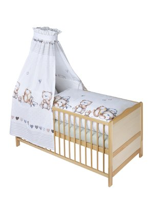 Zöllner complete bed Nelly natur 2016 - 大圖像