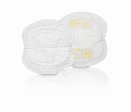 Medela 拋棄式溢乳墊 -  * Medela disposable nursing pads help breastfeeding mums stay dry all day.