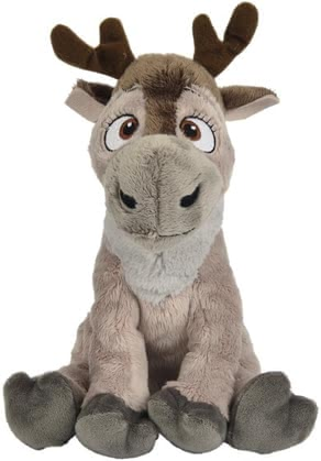 Disney Frozen plush toy Baby Sven 2016 - 大圖像