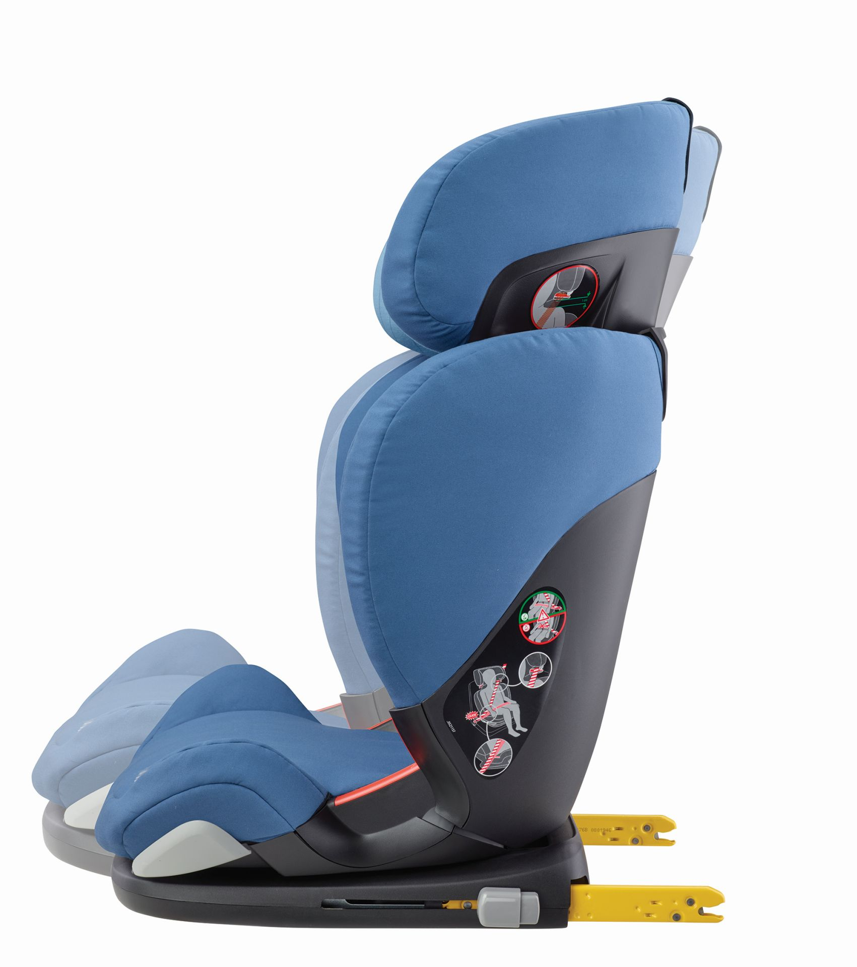 maxi cosi rodifix air protect isofix 2018 frequency blue kidsroom. Black Bedroom Furniture Sets. Home Design Ideas