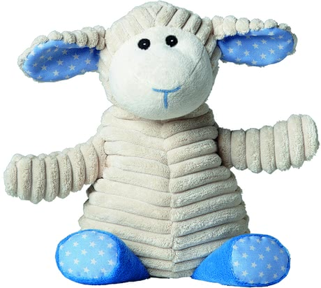 Warmies- Pure 星星羊發熱玩偶 - * The cute Warmies Pute Sheep Star will give your child warmth and is perfect for cuddling.