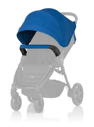 Britax 兒童推車 B-AGILE Plus / Britax B-MOTION Plus 用晴雨兩用罩 Canopy Pack - 配件可搭配型号B-AGILE Plus & B-MOTION Plus推车,